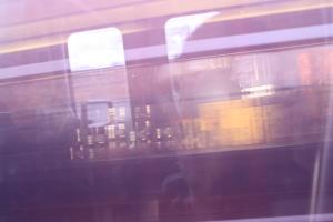 Reflexos, cores evanescentes, arquitetura, luminosidade